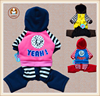 2015 hot sale dog clothes High Quality Fleece dog suits