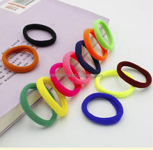 Custom Solid Small Size Colors Elastic Hair Band