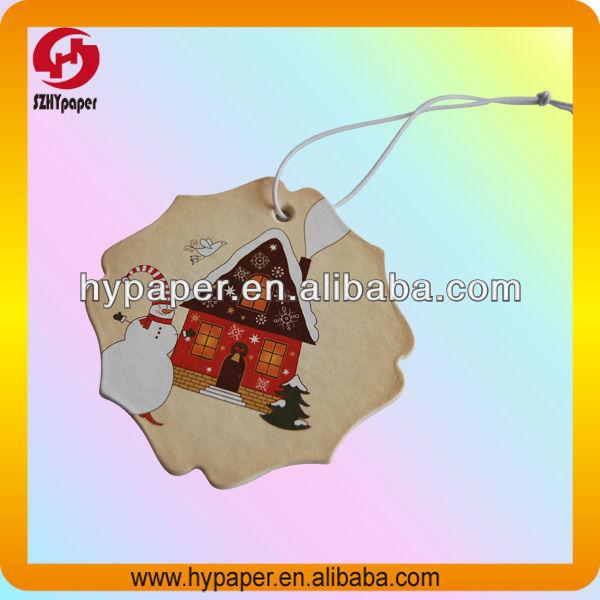 Fragance Paper Scent For Promotion