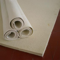China factory direct white Newzealand wool felt sheet/ pure wool felt/industrial felt thickness 6mm to 120mm(ROHS Certification)
