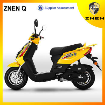Taizhou ZNEN motorcycle, EEc 50cc 125cc gas scooter,electric scooter