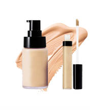 Private Label Waterproof Halal Organic Liquid Makeup Foundation Cream