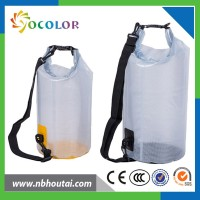ISO9001 factory large capacity shower waterproof bag