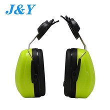 2017 HOT Sales Airport Hunting Electronic Sound Proof Luxury Cap-Mounted Earmuff,ANSI&CE&AN/NZS Ear Mufflers