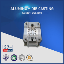Customized CNC Machining Zinc Die Casting Mould Making Services