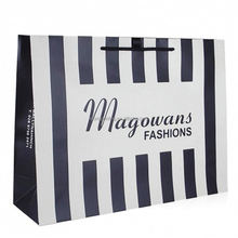 Top grade unique design shopping gift fashion new gift paper bag