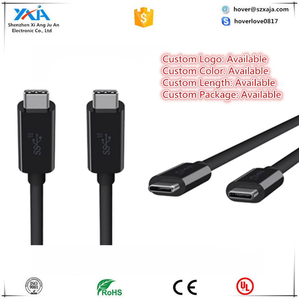 Xaja Usb Type C Gender To Usb Type C 3.1 Cable - Buy Usb Type C 3.1 Cable,Usb Type C 3.1 Cable,Usb Type C 3.1 Cable Product on Alibaba.com