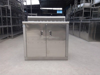 stainless steel cabinet/office cabinet/stainless steel kitchen cabinet