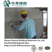 foam cement heat insulation material for fireproof project