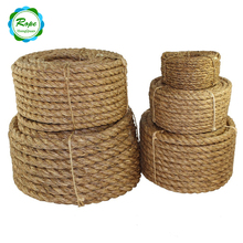 Competitive Price 3 Strand 100% Natural Fiber Sisal Thick Manila Rope Jute Rope