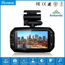 3.0 inch screen color choose Ambarella dash cam full hd