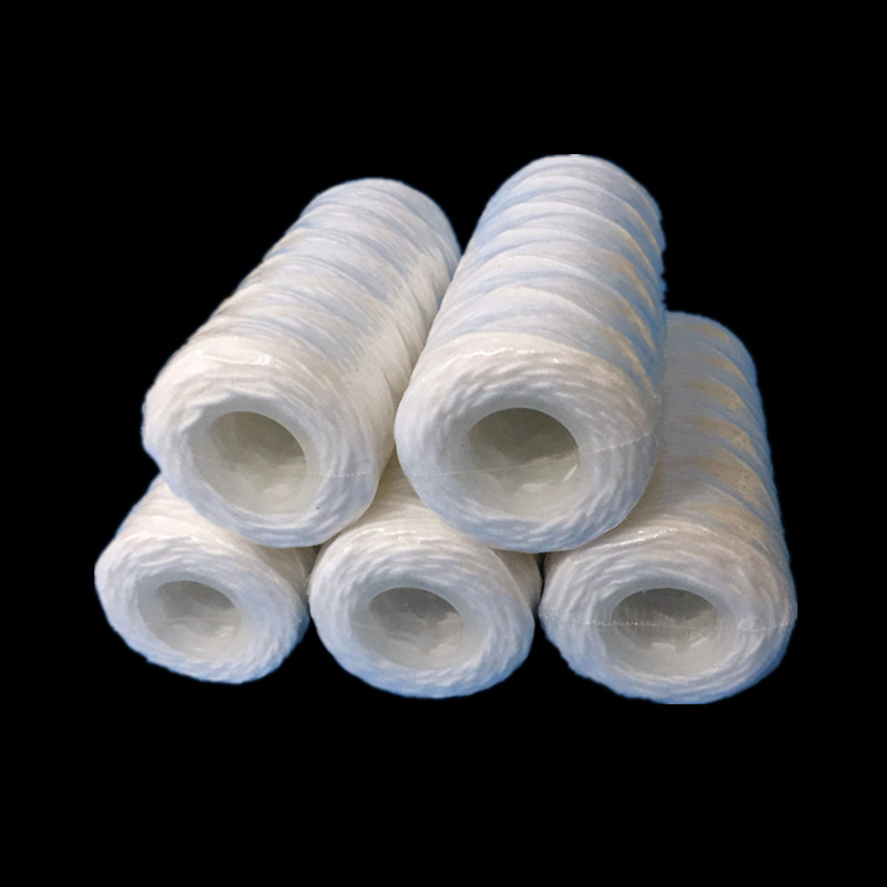 PP yarn filter cartridge /string wound filter for sediment filter