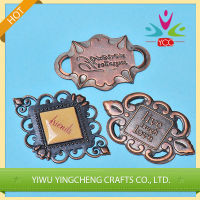 epoxy metal tag craft work for children for 2014