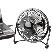 DF401 DC 5V classic low noise personal mini metal USB <strong>Fan</strong>
