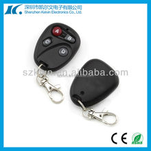 Black shell Fixed code sc2260 DC12V 433mhz universal programmable remote control KL506