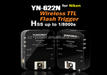 Yongnuo Wireless TTL Flash Trigger YN-622N For Nikon