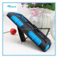 wholesale cell phone case for LG VS880 with belt clip and kickstanding