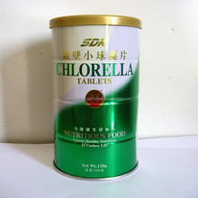 organic chlorella tablet high quality