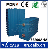 Large Capacity Lithium Battery SE200 For