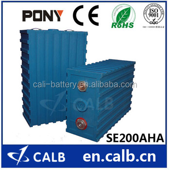 large capacity lithium battery SE200 for Energy storage system, power battery pack