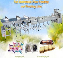 Biscuit Bakery Bread Chocolate Bar Packaging Machine Price