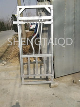 mobile cattle headbale headlock Livestock farm equipment