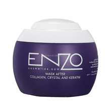 China manufacturer hair enzo brazilian keratin hair treatment hair mask for sale