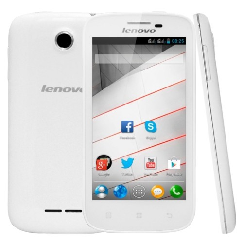 original Lenovo A760 4GB Mobile Phone(White)