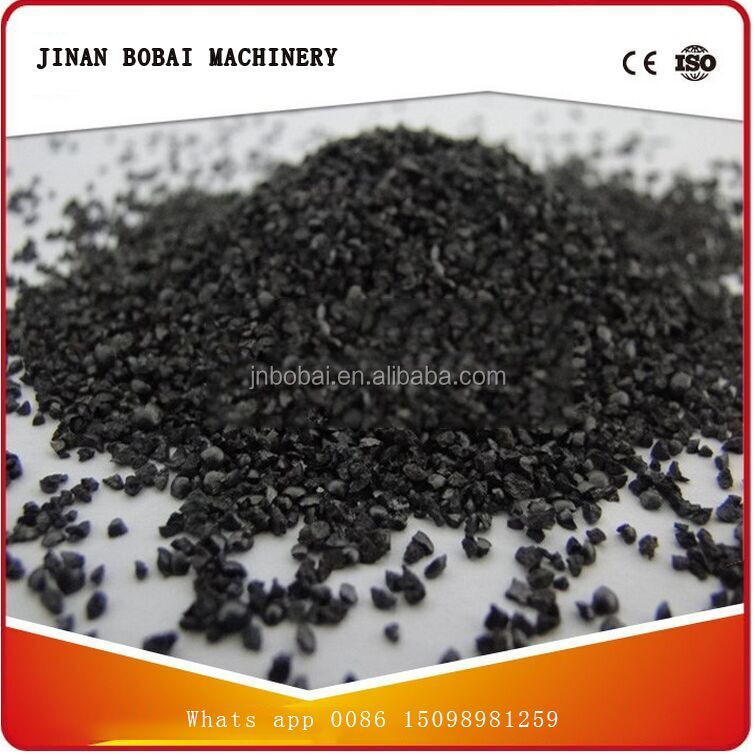 G16 abrasive materials grit of black silicon carbide for sand blasting steel grit