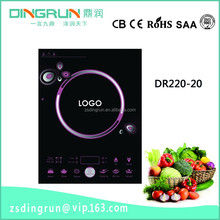 brand new ABS plastic easy clean safety good quality home commercial induction cooker