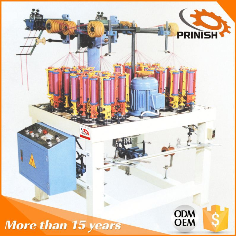 Famous Hand Nylon Rope Braiding Machine
