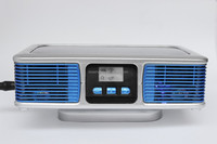 Convenient Used Solar Oxygen Air Purifier For Car