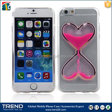 alibaba wholesale quicksand clear tpu soft case for iphone 6