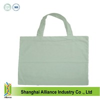 Plain china blank canvas wholesale tote bags no printing ALD507