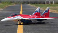 Mig29 Remote Control Jet 12CH Plane Giant Scale RC Airplane