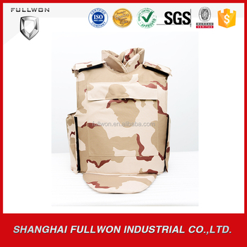Releasable All/full Protection Kevlar Body armor