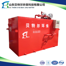 First rate factory price household sewage treatment plant
