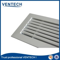 Supply aluminum linear slot grille