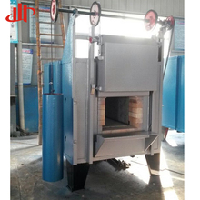 High temperature box type resistance tempering quenching furnace