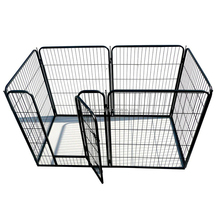 6 Panel Metal Run Cage Pet dog exercise pen