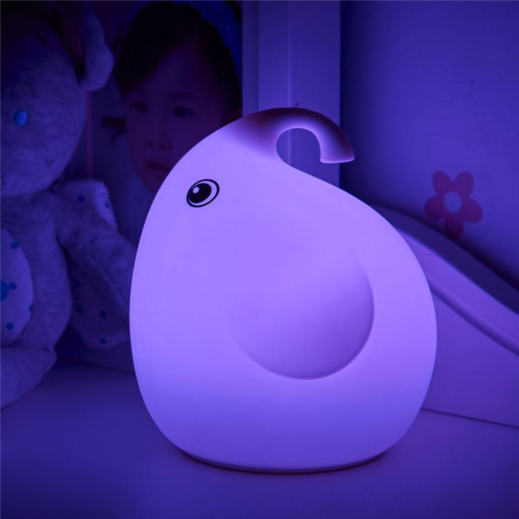 CDS sensor night light