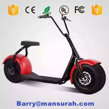 2016 sport electric scooter popular citycoco off road city scooter with high quality