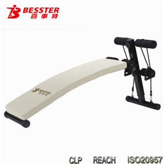BEST JS-005CB Sit Up Bench aerobic board step for sale