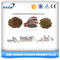 Fish meal pellet making machine production line