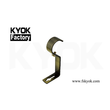 Kyok 2019 Metal <strong>Plate</strong> To Hang Curtain Wood Brackets Kwik Hang Curtain Rod Bracket Metal Curtain Bracket