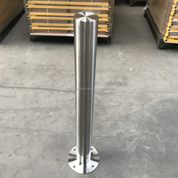 10% OFF K6 Crash Rated Bollard/Automatic Vehicle Barriers/Collapsible Posts