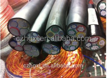 PVC insulated aluminum wire cable