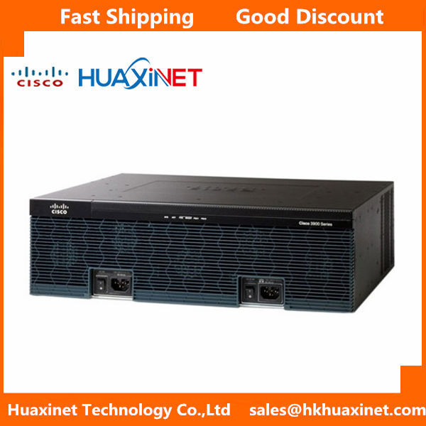 used Cisco router CISCO3945E/K9