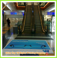 High Quality Removable Advertising Adhesive Vinyl