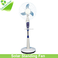 Best Seller Solar Standing Fan for Camping use 15W